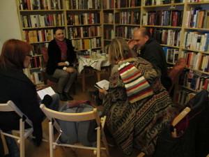 Gruppenfoto Referenz Vortrag
